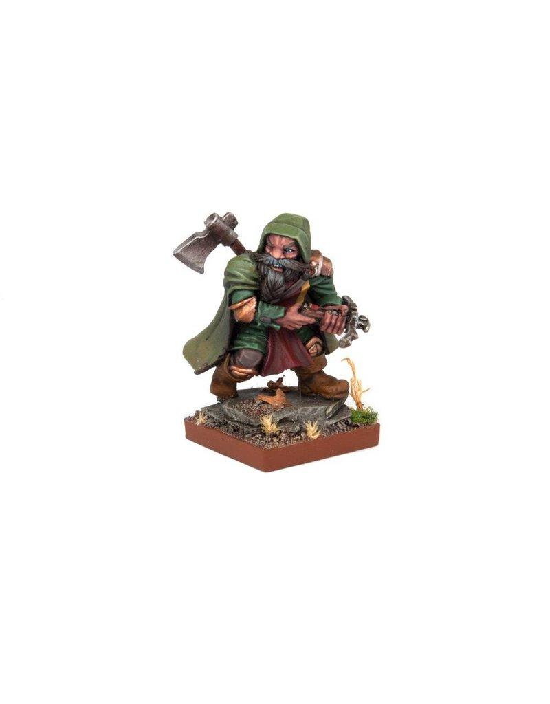 Mantic Games Dwarfs: Herneas The Hunter