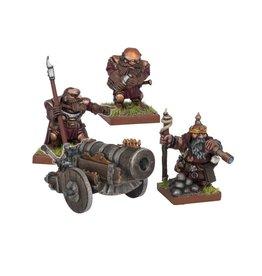 Mantic Games Dwarf Jarrun Bombard
