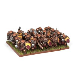 Mantic Games Dwarf Ironclad Regiment