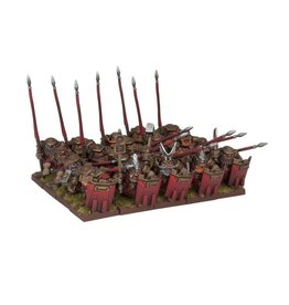 Mantic Games Dwarf Bulwarker Regiment