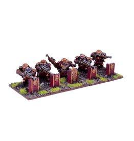 Mantic Games Dwarf Sharpshooter Troop