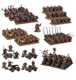 Mantic Games Dwarf Mega Force