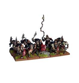Mantic Games Abyssal Dwarf Slave Orc Troop