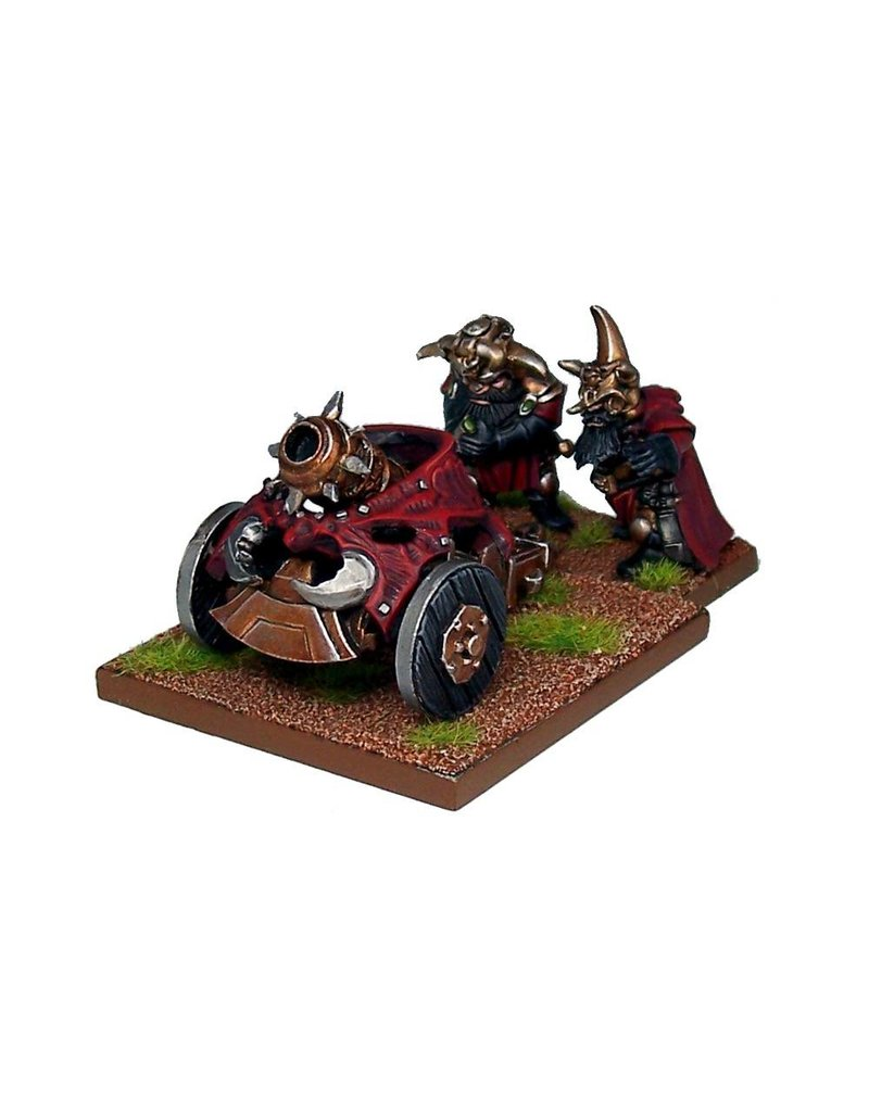 Mantic Games Abyssal Dwarf Angkor Heavy Mortar