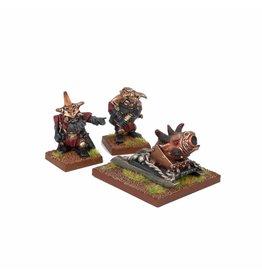 Mantic Games Abyssal Dwarf G'rog Mortar