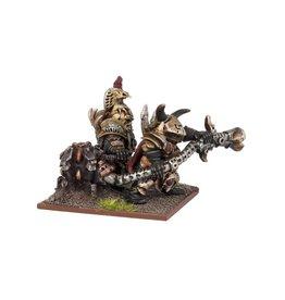 Mantic Games Abyssal Dwarf Dragon Fire-Team