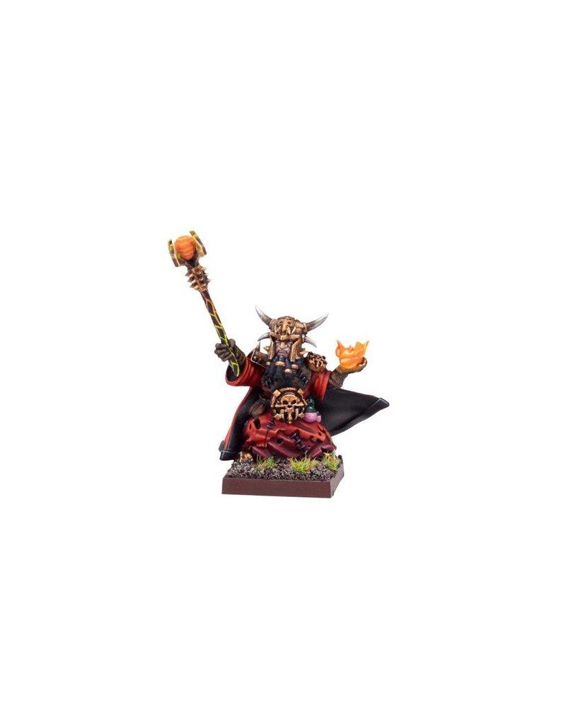 Mantic Games Abyssal Dwarfs: Iron Caster