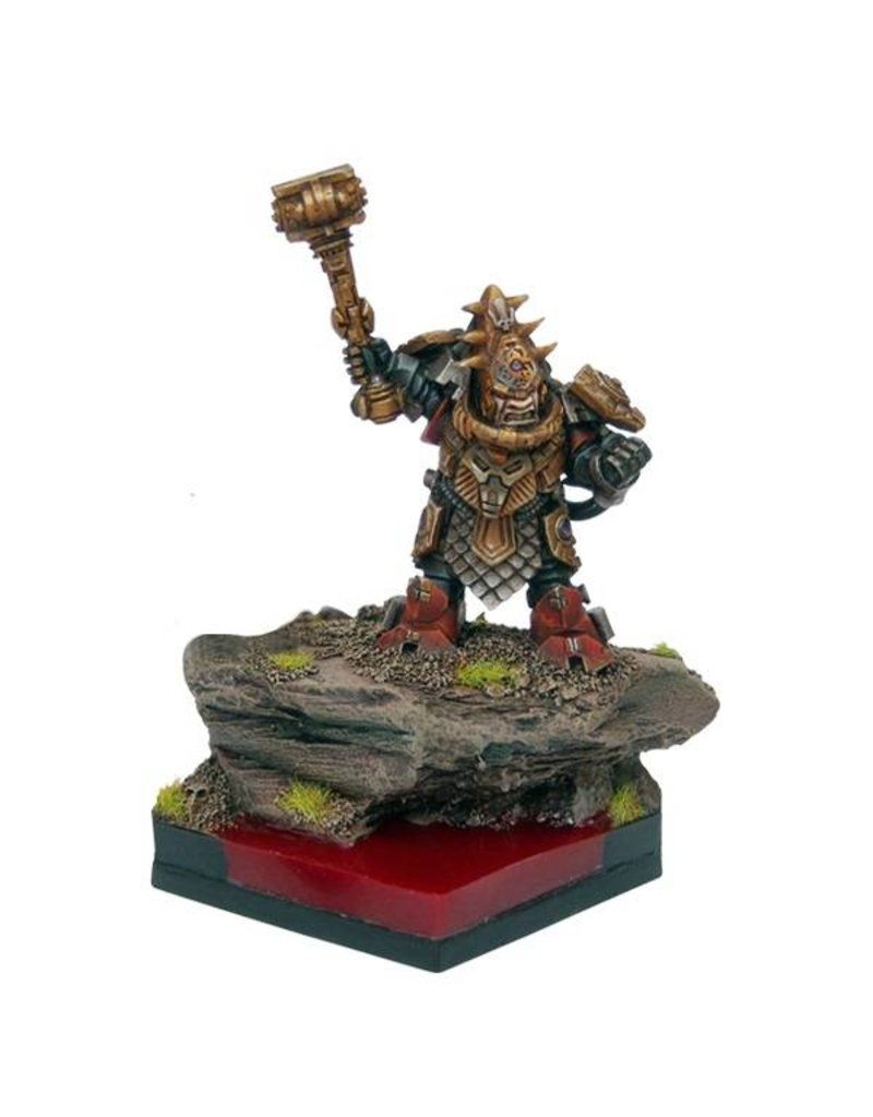 Mantic Games Abyssal Dwarf Overmaster
