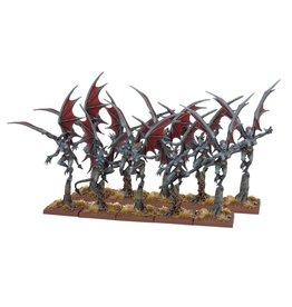 Mantic Games Abyssal Dwarf Gargoyle Troop