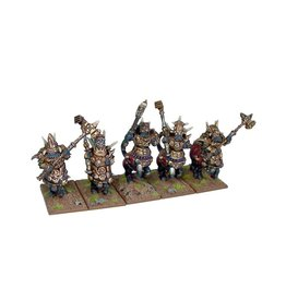 Mantic Games Abyssal Dwarf Halfbreed Regiment