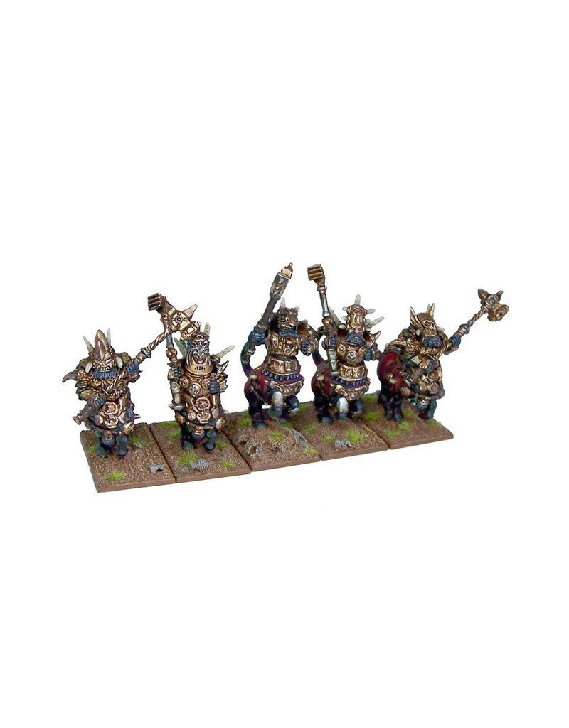Mantic Games Abyssal Dwarfs: Halfbreed Regiment
