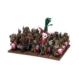 Mantic Games Abyssal Dwarf Immortal Guard Regiment