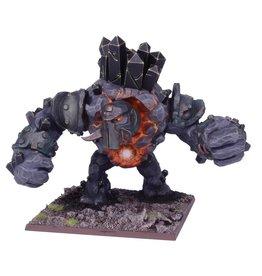 Mantic Games Abyssal Dwarf Greater Obsidian Golem