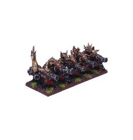 Mantic Games Abyssal Dwarf Decimator Troop