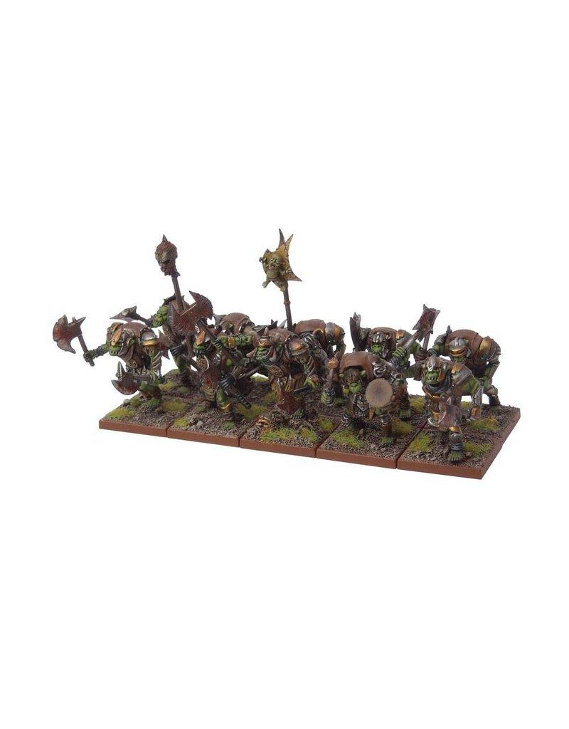Mantic Games Orcs: Morax Troop