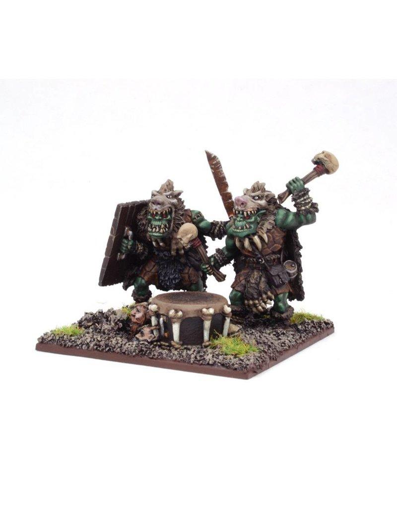 Mantic Games Orcs: War Drum