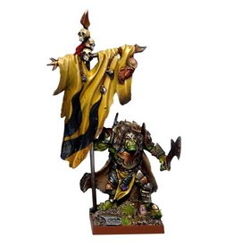 Mantic Games Orc Flagger