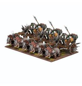 Mantic Games Orc Chariot Regiment