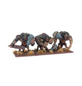 Mantic Games Troll Regiment