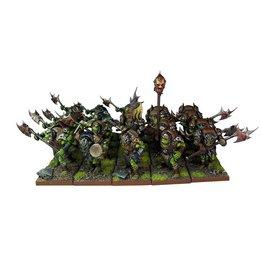 Mantic Games Orc Greatax Regiment