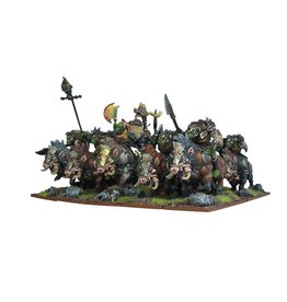 Mantic Games Orc Gore Riders