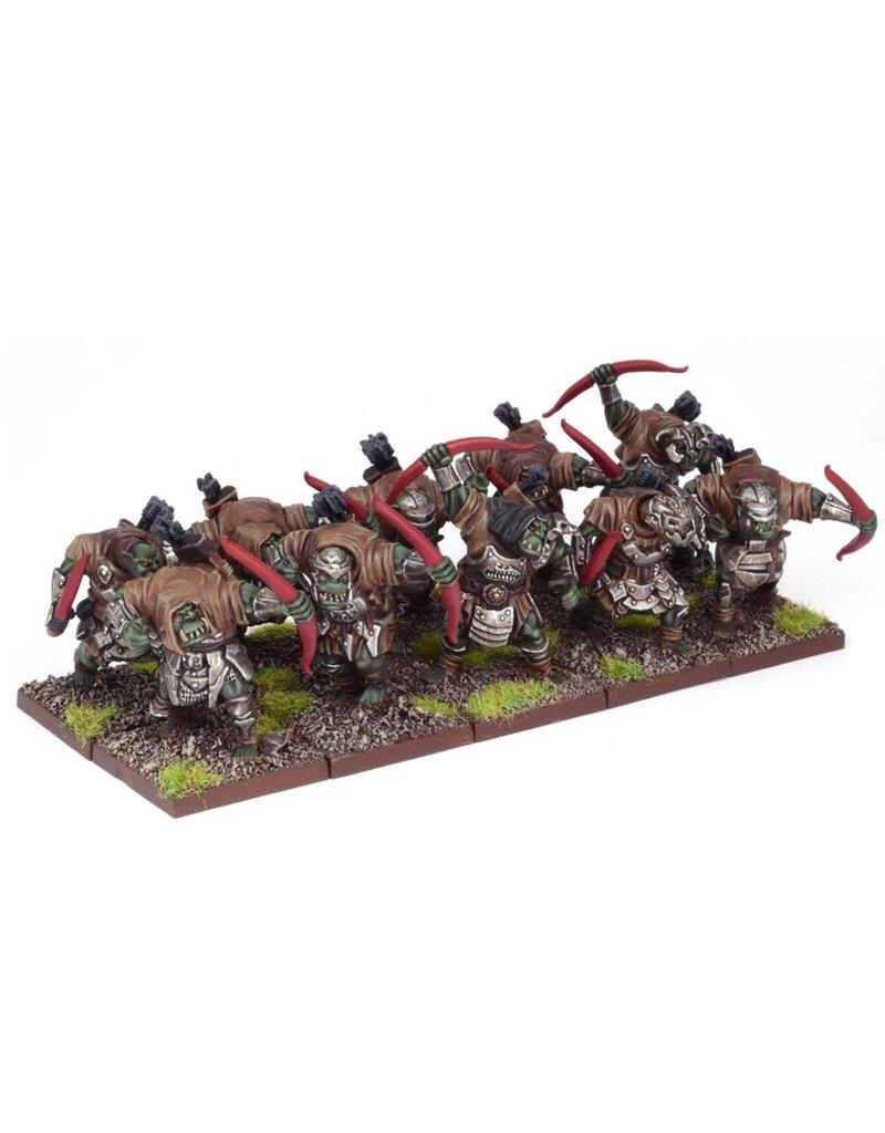 Mantic Games Orcs: Skulk Troop