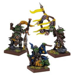 Mantic Games Goblin Heroes