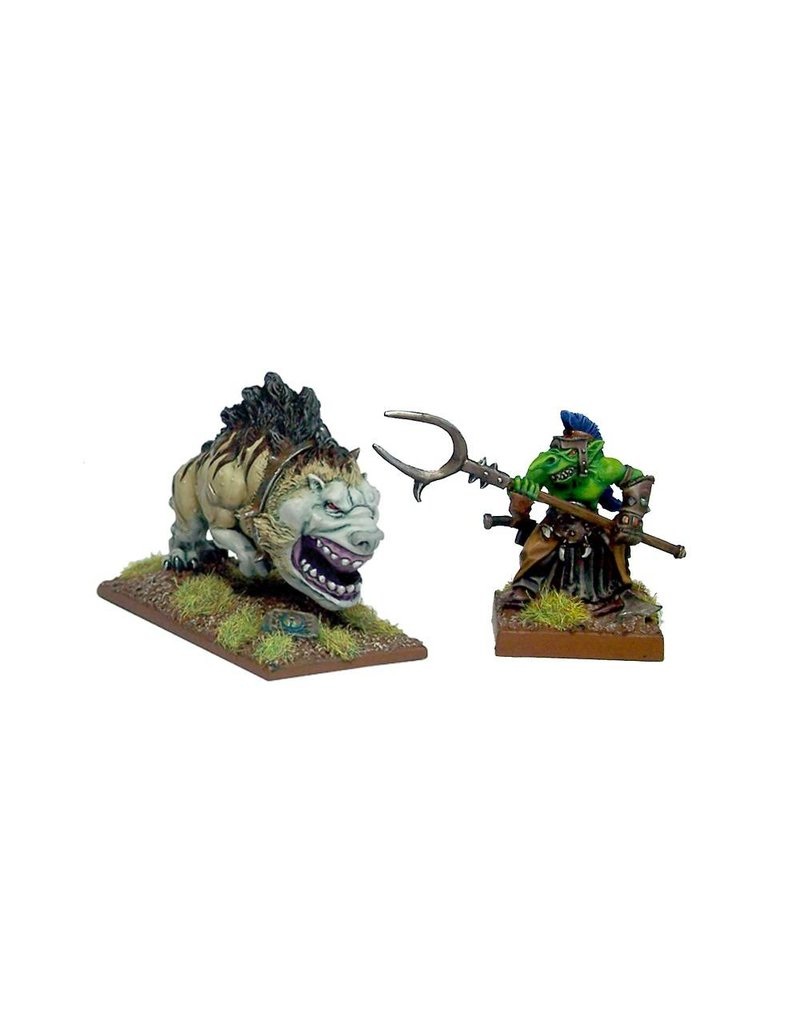 Mantic Games Goblins: Magwa & Joo's