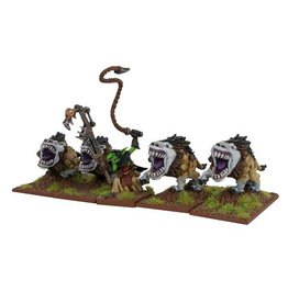 Mantic Games Goblin Mawbeast Pack Troop