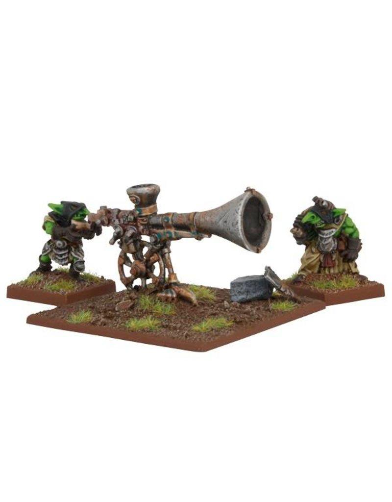 Mantic Games Goblins: War-Trombone