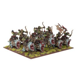 Mantic Games Fleabag Rider Sniff Regiment