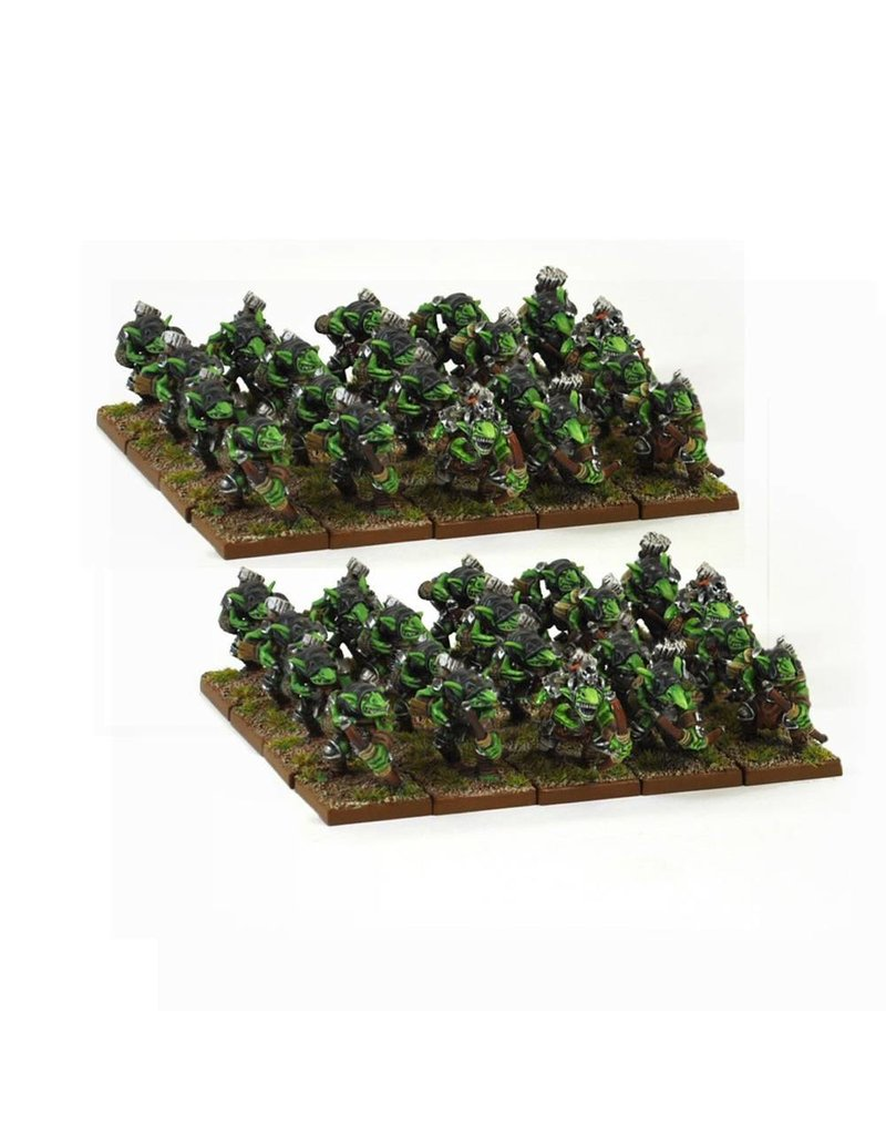 Mantic Games Goblins: Spitter Horde