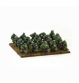 Mantic Games Goblins Spitter Regiment