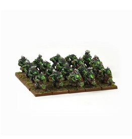Mantic Games Spitter Regiment