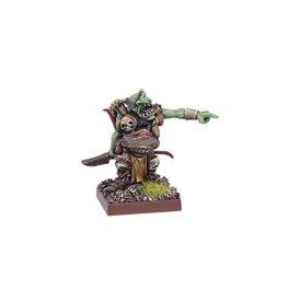 Mantic Games Ogre Red Goblin Biggit