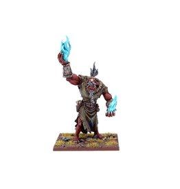 Mantic Games Ogre Warlock