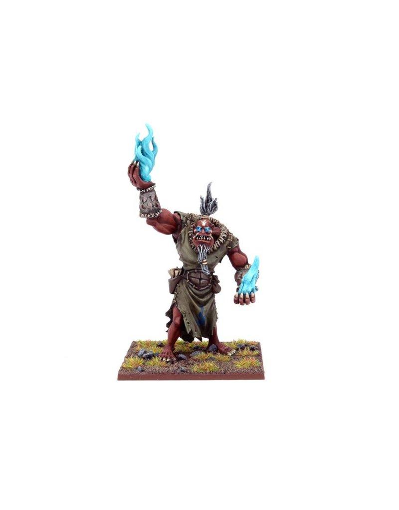 Mantic Games Ogres: Warlock