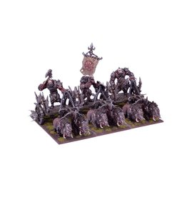Mantic Games Ogre Chariot Regiment