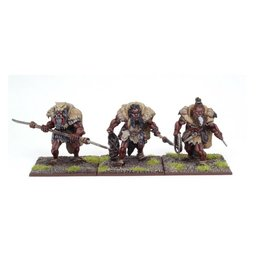 Mantic Games Ogre Hunter Regiment