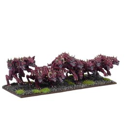 Mantic Games Forces of the Abyss - Hellhound Troop