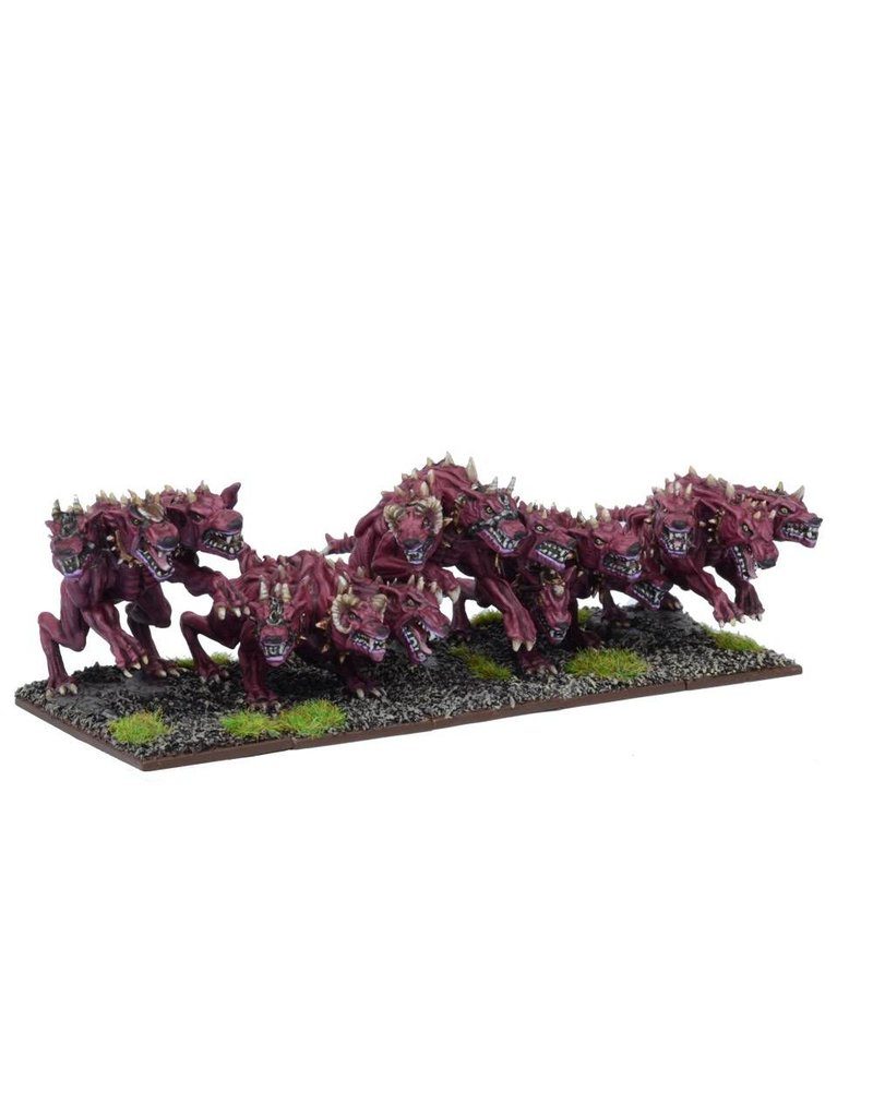 Mantic Games Forces of the Abyss: Hellhound Troop
