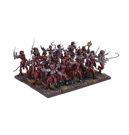 Mantic Games Forces of the Abyss Succubi Regiment