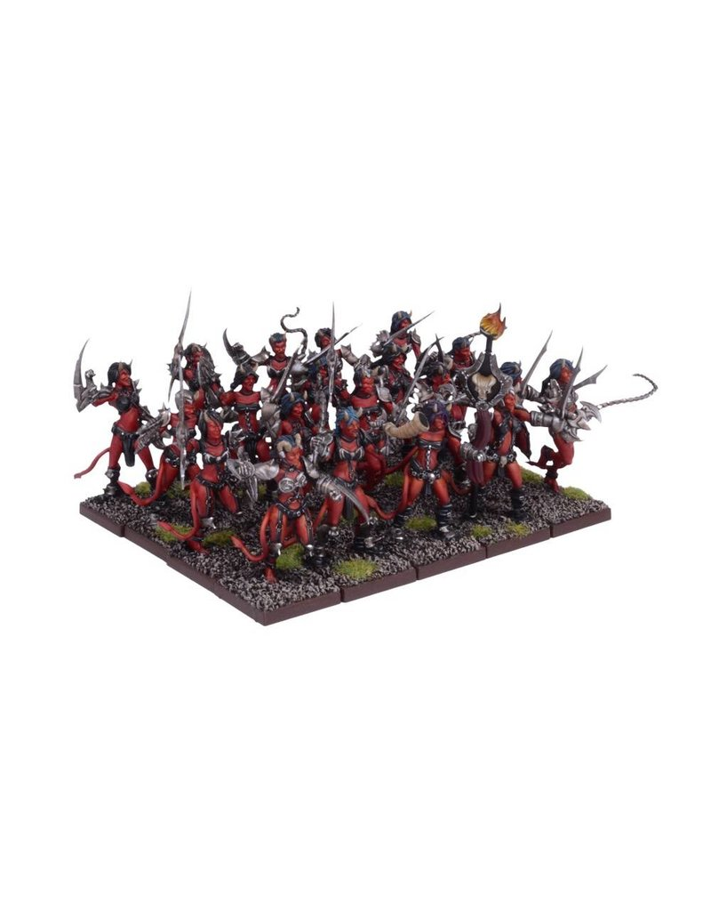 Mantic Games Forces of the Abyss: Succubi Regiment