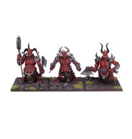 Mantic Games Forces of the Abyss Moloch Regiment