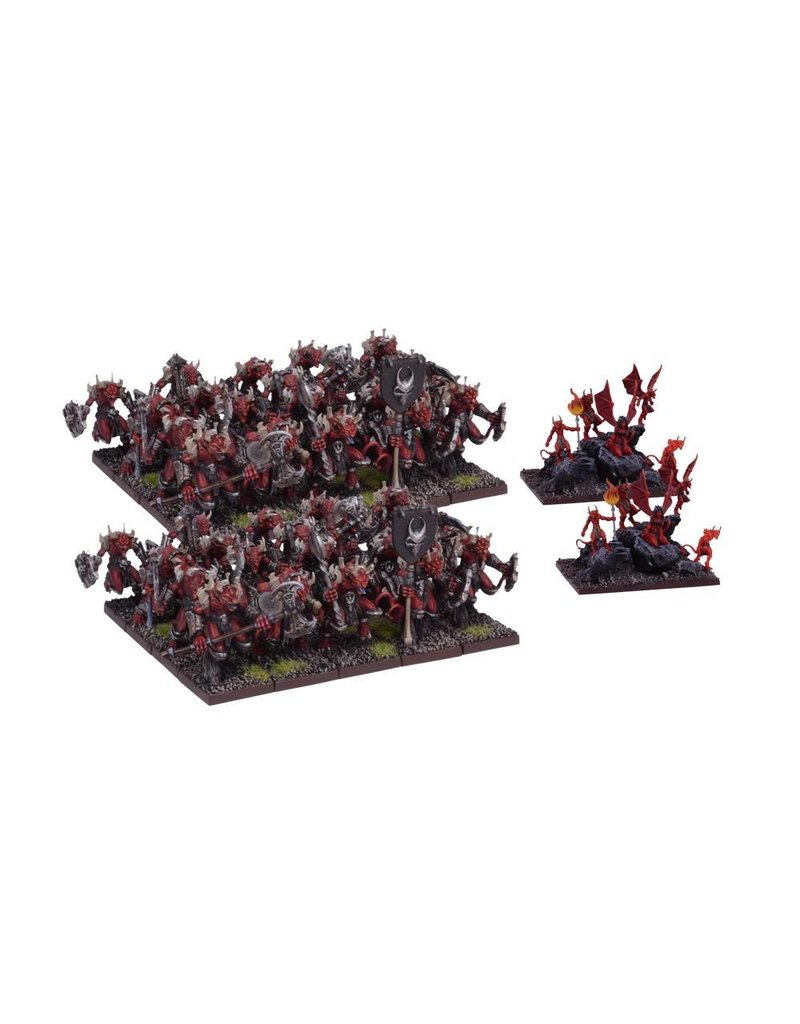 Mantic Games Forces Of The Abyss: Lower Abyssal Horde