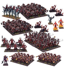 Mantic Games Forces of the Abyss Mega Force