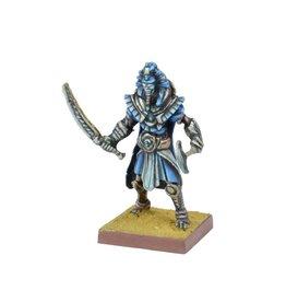 Mantic Games Empire of Dust Ahmunite Pharaoh/Cursed High Priest