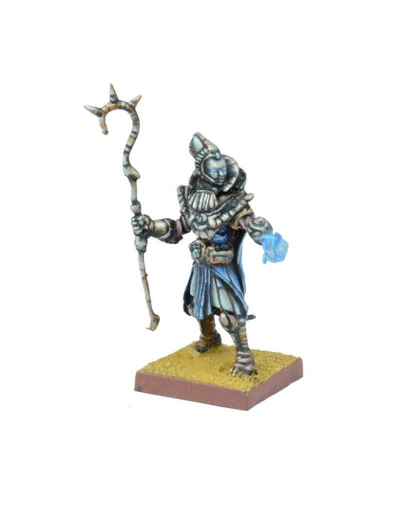 Mantic Games Empire of Dust: Ahmunite Pharaoh/Cursed High Priest
