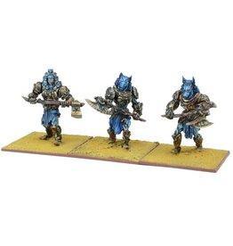 Mantic Games Empire of Dust Enslaved Guardian Regiment
