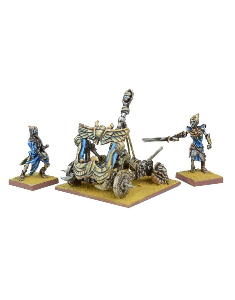 Mantic Games Empire of Dust: Balefire Catapult